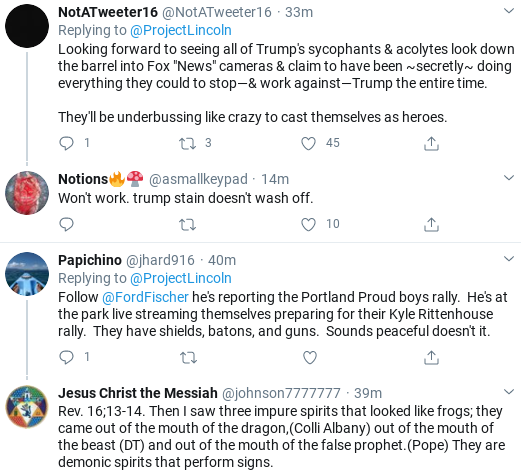 Screenshot-2020-09-26-at-4.44.02-PM 'The Lincoln Project' Smokes Trump With Viral Weekend Take-Down Donald Trump Election 2020 Politics Social Media Top Stories