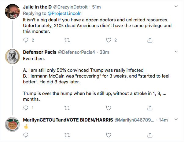 Screen-Shot-2020-10-08-at-11.47.15-AM 'The Lincoln Project' Exposes Trump's Health Lies In Thursday Video Release Coronavirus Donald Trump Election 2020 Featured Politics Top Stories Videos