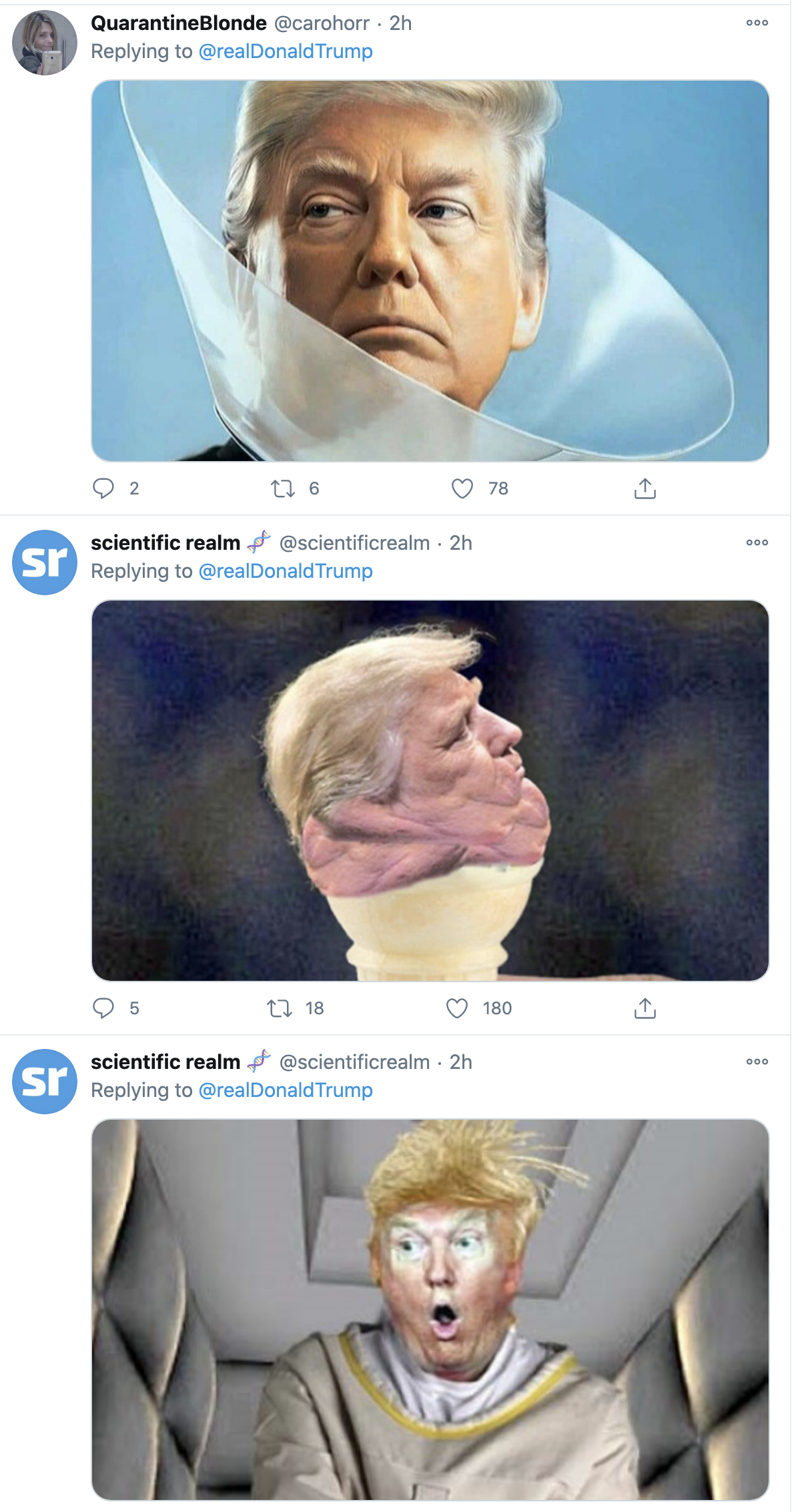 Screen-Shot-2020-10-12-at-10.05.00-AM Trump Live Tweets His Mental Collapse During SCOTUS Confirmation Hearing Crime Election 2020 Featured Politics Top Stories