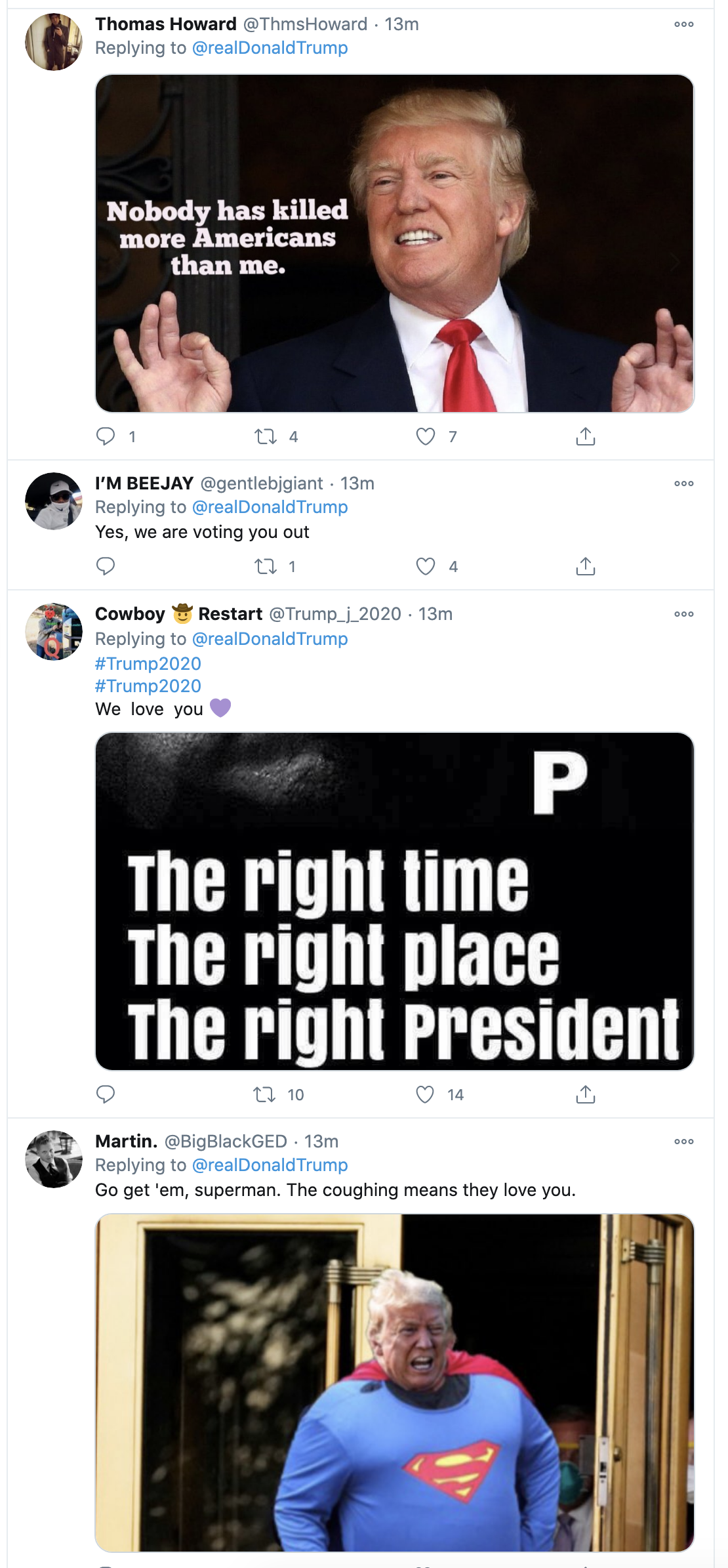Screen-Shot-2020-10-12-at-3.12.00-PM Trump Spazzes Into Deranged 12-Tweet Afternoon Meltdown After Seeing SCOTUS Hearing Election 2020 Featured Feminism Politics Top Stories