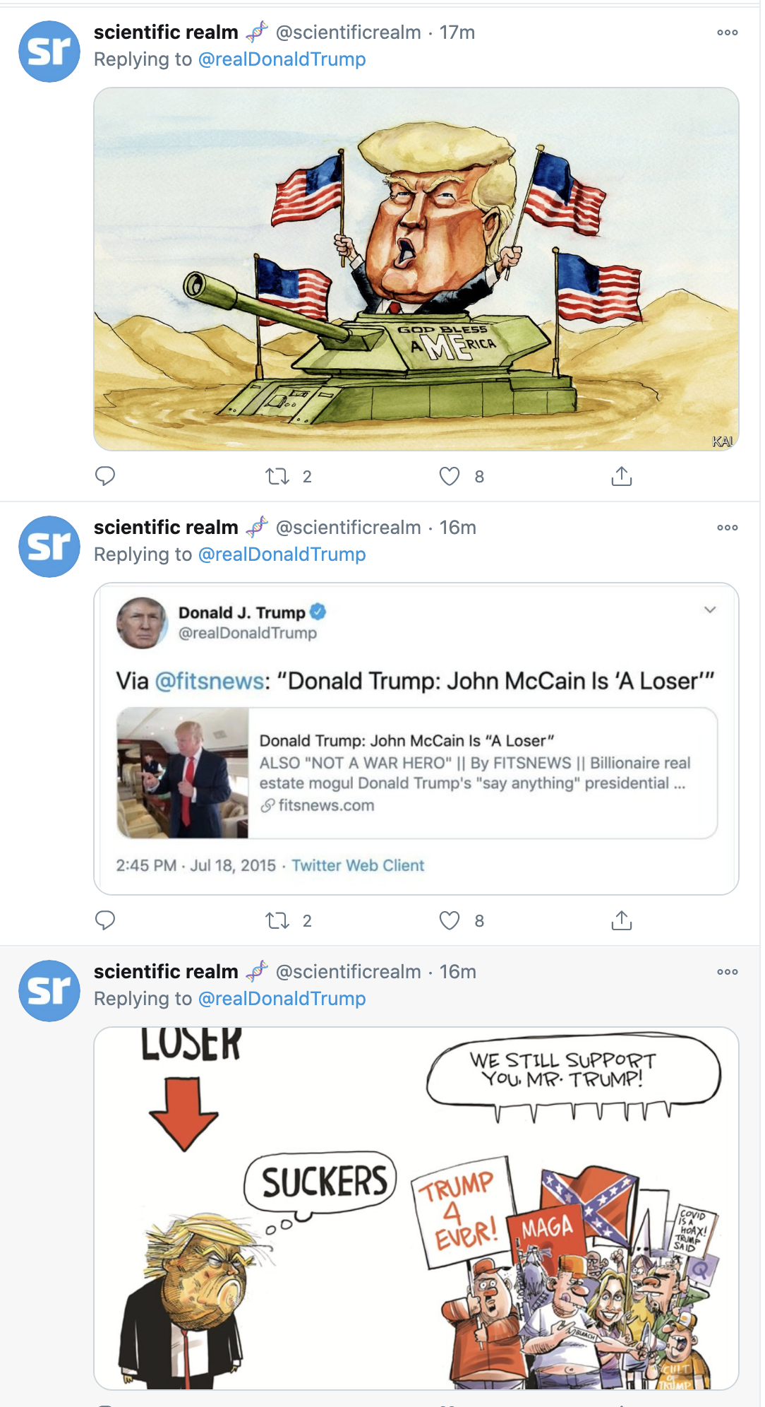 Screen-Shot-2020-10-12-at-3.20.39-PM Trump Spazzes Into Deranged 12-Tweet Afternoon Meltdown After Seeing SCOTUS Hearing Election 2020 Featured Feminism Politics Top Stories