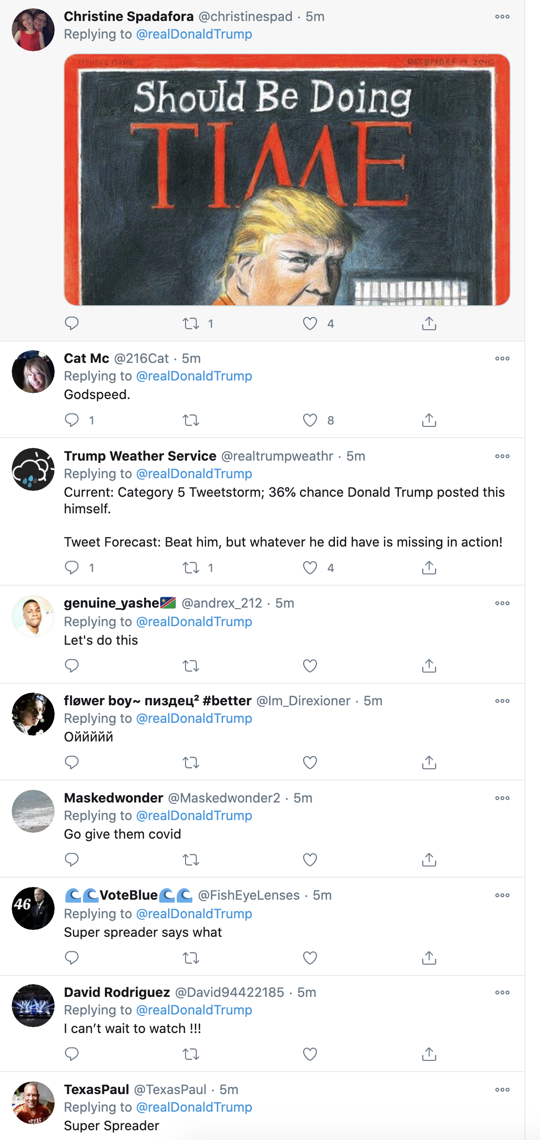 Screen-Shot-2020-10-12-at-3.22.57-PM Trump Spazzes Into Deranged 12-Tweet Afternoon Meltdown After Seeing SCOTUS Hearing Election 2020 Featured Feminism Politics Top Stories