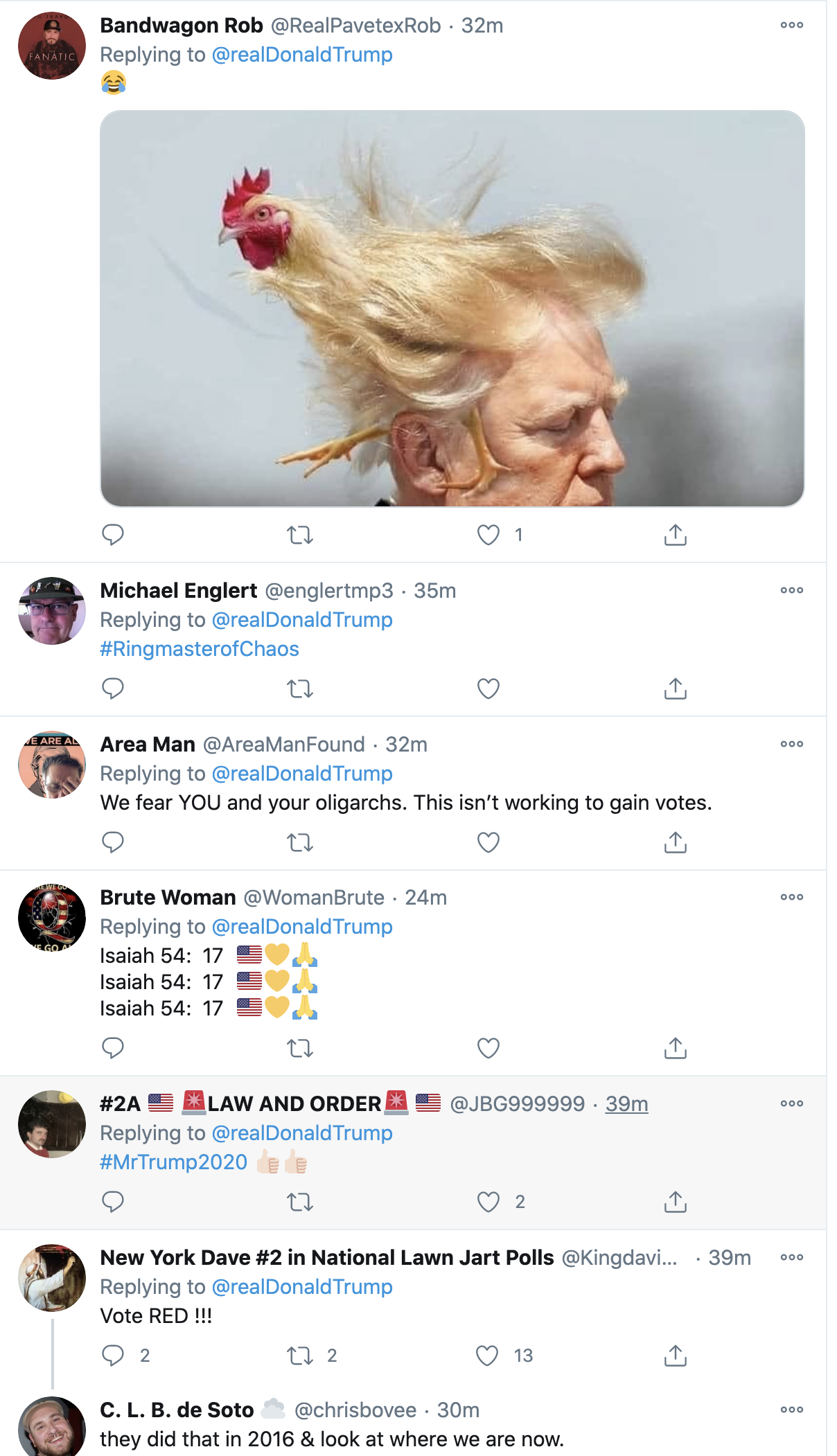Screen-Shot-2020-10-12-at-7.11.10-AM Trump Fires Off 16-Tweet Morning Mega-Rant Like A Desperate Old Man Crime Election 2020 Featured Politics Top Stories
