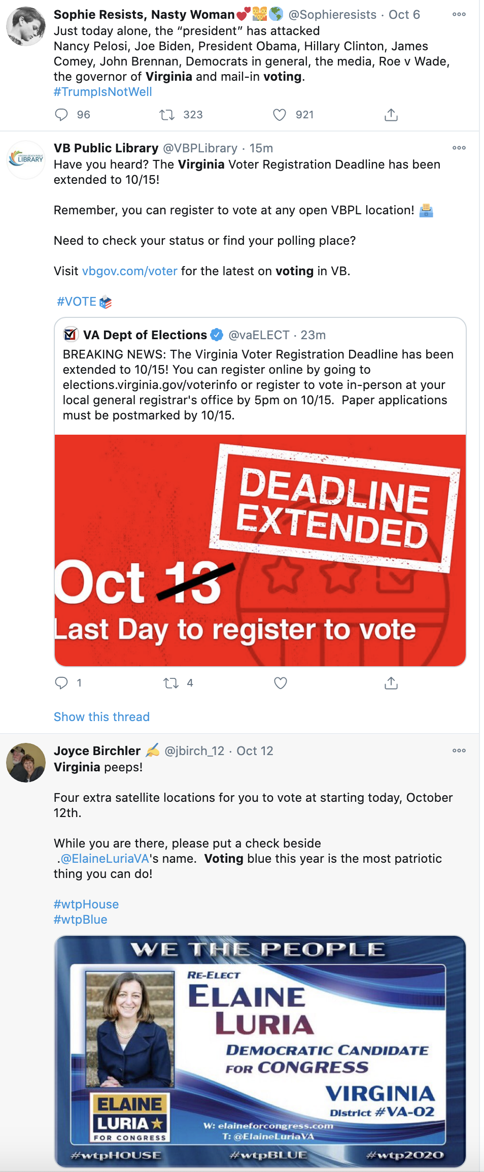 Screen-Shot-2020-10-14-at-10.05.37-AM Judge Issues Emergency Order To Extend Voter Registration Corruption Election 2020 Featured Politics Top Stories
