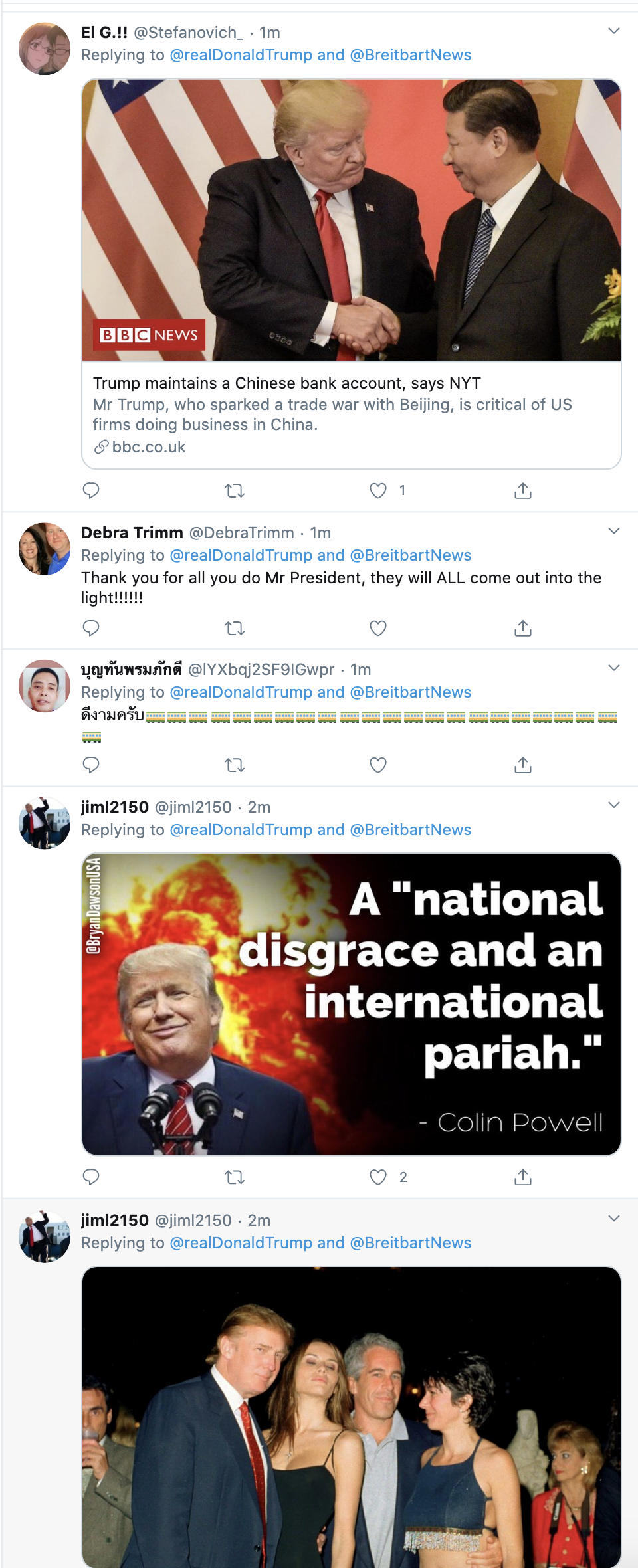 Screen-Shot-2020-10-21-at-7.13.32-AM Trump Snaps & Rage-Tweet Attacks Biden Like A Scared Old Man Election 2020 Featured Politics Top Stories