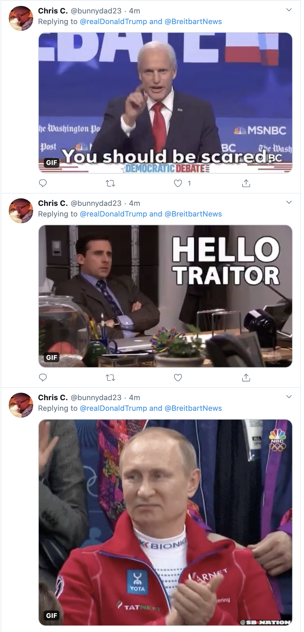 Screen-Shot-2020-10-21-at-7.14.06-AM Trump Snaps & Rage-Tweet Attacks Biden Like A Scared Old Man Election 2020 Featured Politics Top Stories