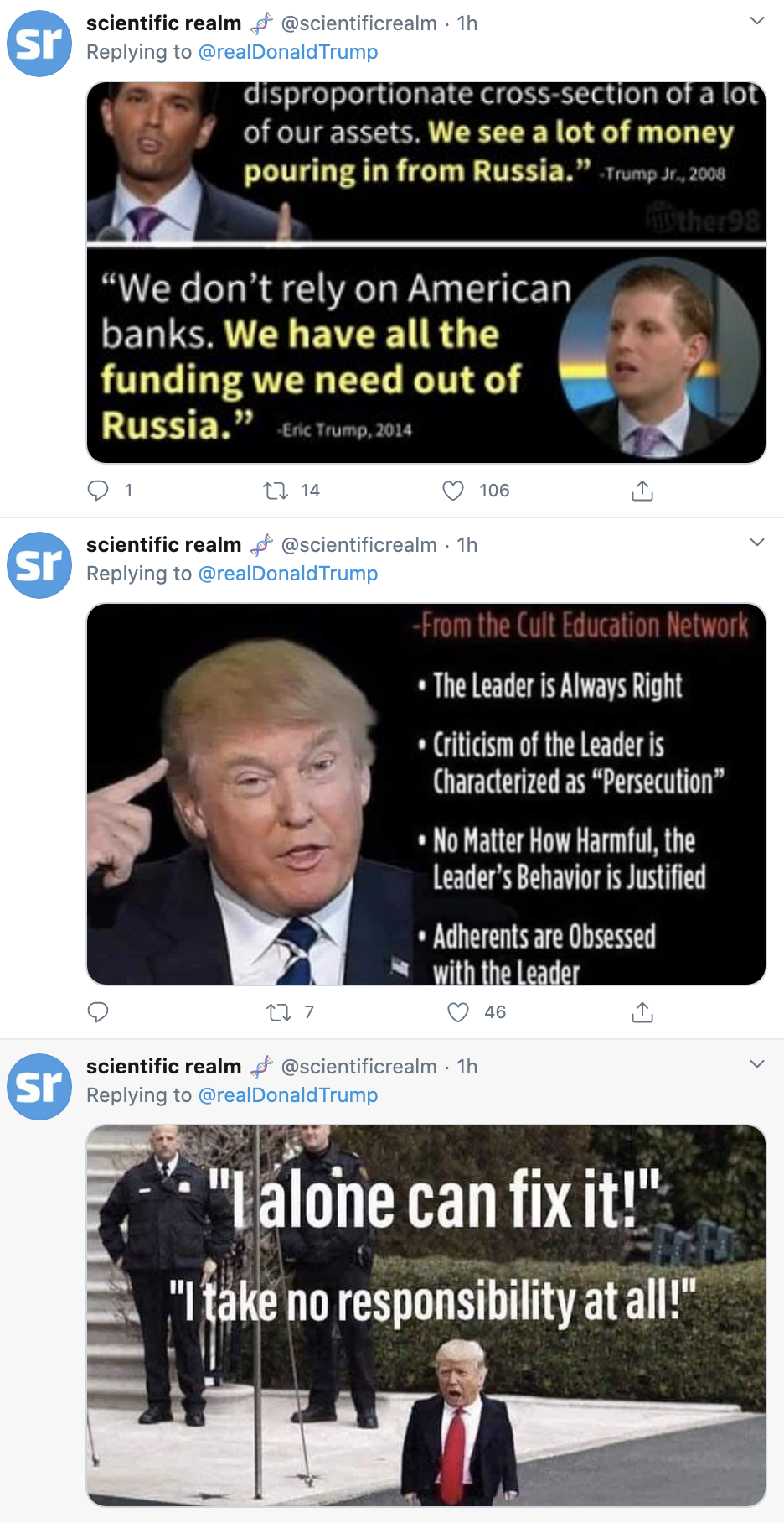 Screen-Shot-2020-10-22-at-7.09.49-AM Trump Launches Pre-Debate Thursday Morning Hissy Fit Election 2020 Featured Media Politics Top Stories