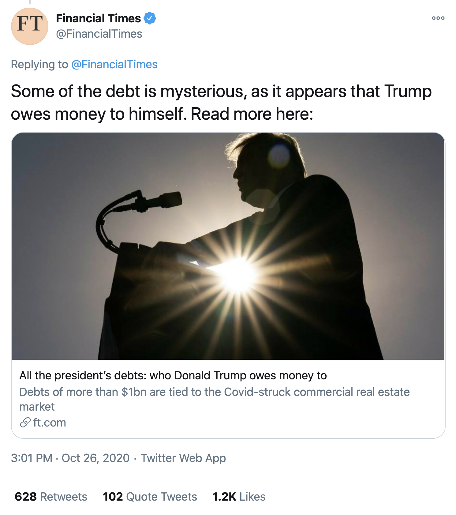 Screen-Shot-2020-10-28-at-12.21.08-PM Trump Owes Over $1,000,000,000 To Offshore Banks, Mysterious Others Uncategorized
