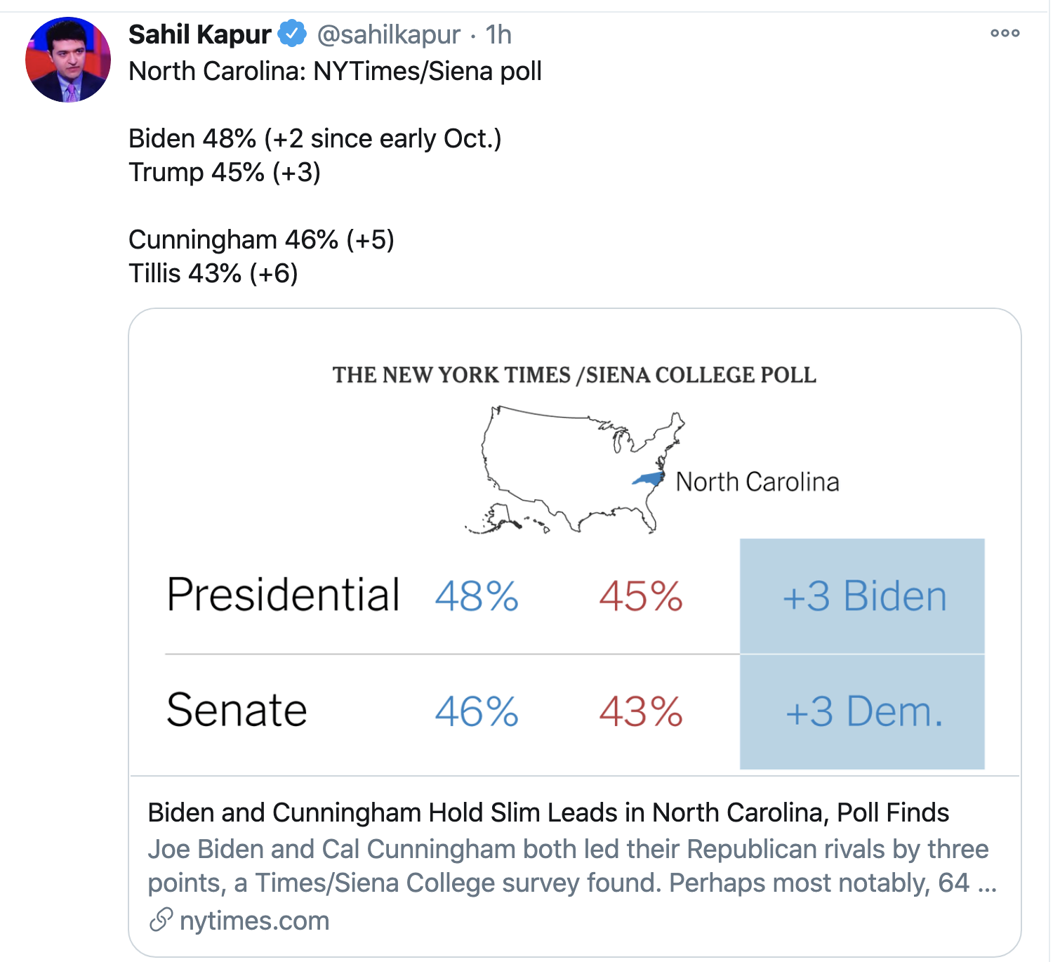 Screen-Shot-2020-10-29-at-1.58.59-PM Supreme Court Betrays Trump Again With Thursday  Mail Ballot Extension Featured Politics Top Stories