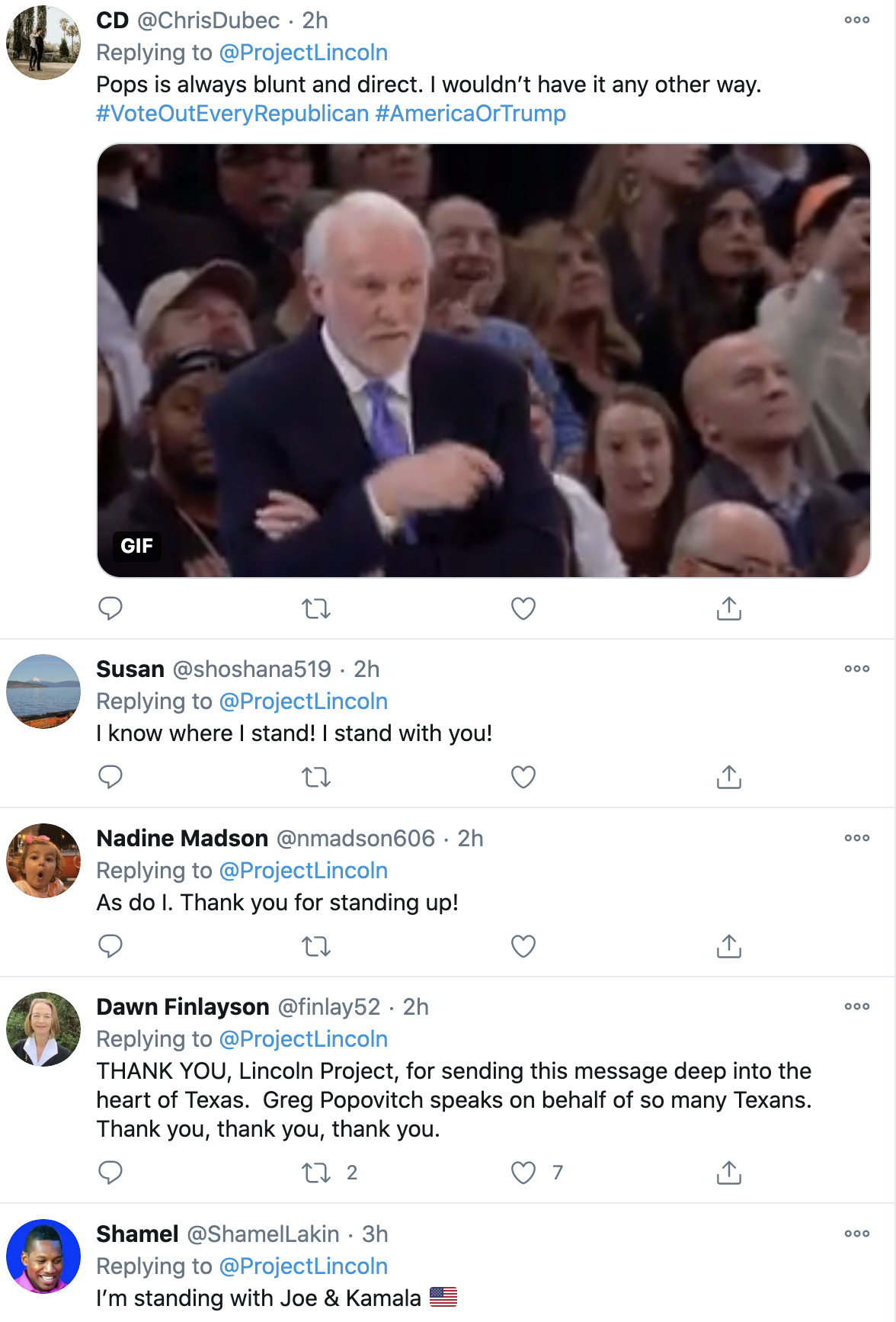 Screen-Shot-2020-10-29-at-7.14.28-PM 'The Lincoln Project' Recruits NBA Legend In Latest Trump Take-Down Election 2020 Featured Human Rights Politics Top Stories