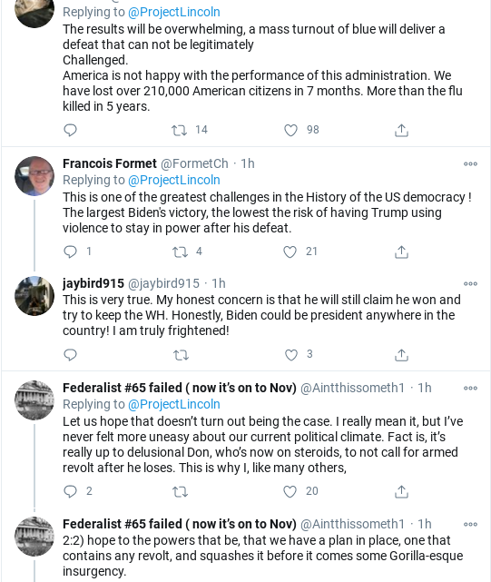 Screenshot-2020-10-07-at-11.02.53-AM 'The Lincoln Project' Annihilates Trump Family With Wednesday Video Release Donald Trump Election 2020 Politics Social Media Top Stories