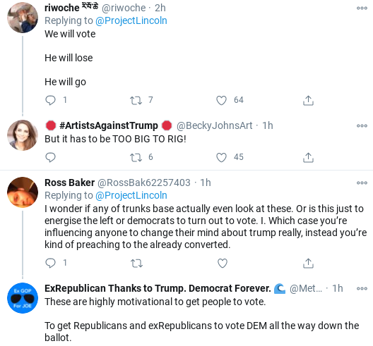 Screenshot-2020-10-07-at-11.03.34-AM 'The Lincoln Project' Annihilates Trump Family With Wednesday Video Release Donald Trump Election 2020 Politics Social Media Top Stories