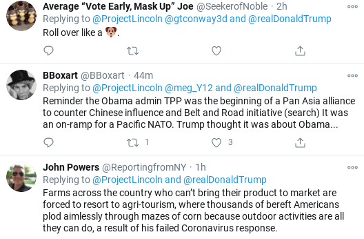 Screenshot-2020-10-13-at-12.24.31-PM 'The Lincoln Project' Shames Trump's Failed Presidency In Viral Video Donald Trump Election 2020 Politics Social Media Top Stories