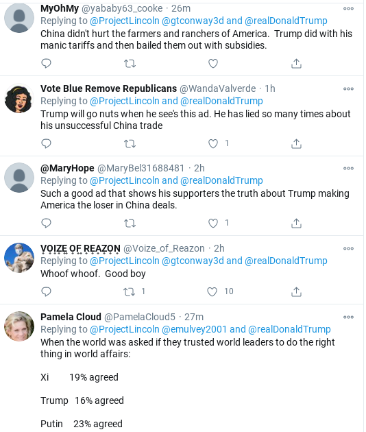 Screenshot-2020-10-13-at-12.26.00-PM 'The Lincoln Project' Shames Trump's Failed Presidency In Viral Video Donald Trump Election 2020 Politics Social Media Top Stories