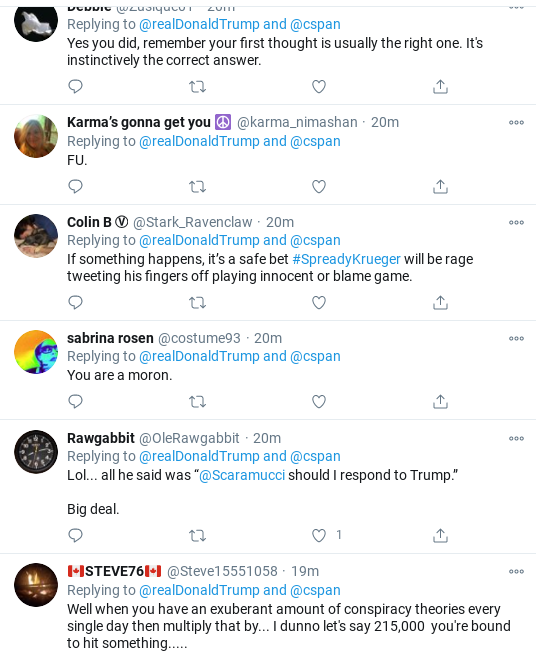 Screenshot-2020-10-15-at-4.47.54-PM Trump Makes Biden Gun Confiscation Announcement During Unhinged Meltdown Donald Trump Politics Social Media Top Stories