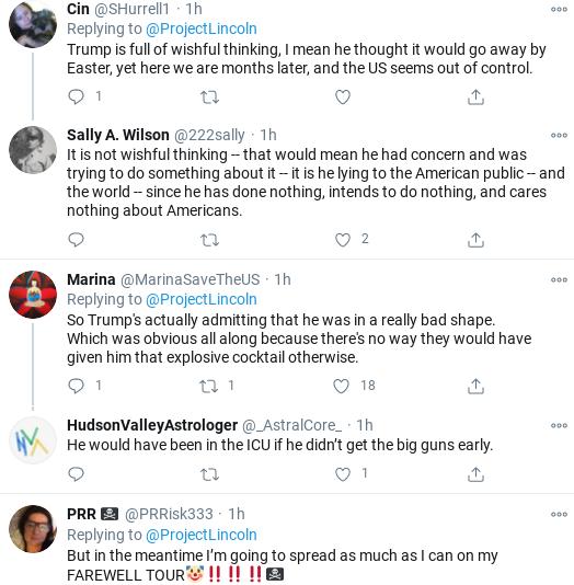 Screenshot-2020-10-17-at-4.35.12-PM 'The Lincoln Project' Strikes Again With Viral Trump Take-Down Coronavirus Donald Trump Election 2020 Politics Social Media Top Stories