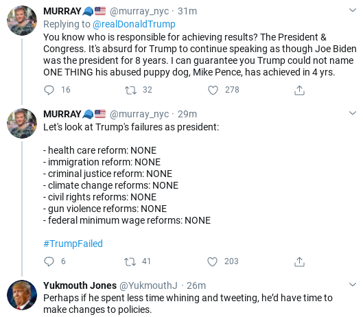 Screenshot-2020-10-23-at-3.55.42-PM Trump Has Obama Jealousy Induced Friday Afternoon Freakout Donald Trump Politics Social Media Top Stories