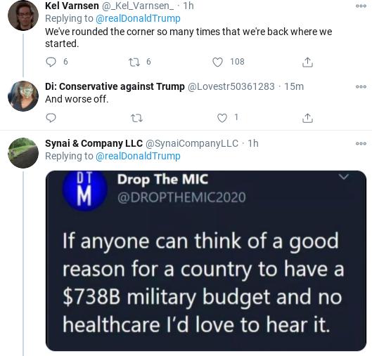 Screenshot-2020-10-24-at-12.12.47-PM Trump Rage Tweets Insecure Saturday Meltdown After COVID Data Released Coronavirus Donald Trump Politics Social Media Top Stories