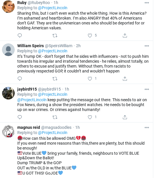 Screenshot-2020-10-28-at-10.58.22-AM 'The Lincoln Project' Smokes Trump & GOP With Final Stretch Video Release Donald Trump Election 2020 Immigration Politics Top Stories