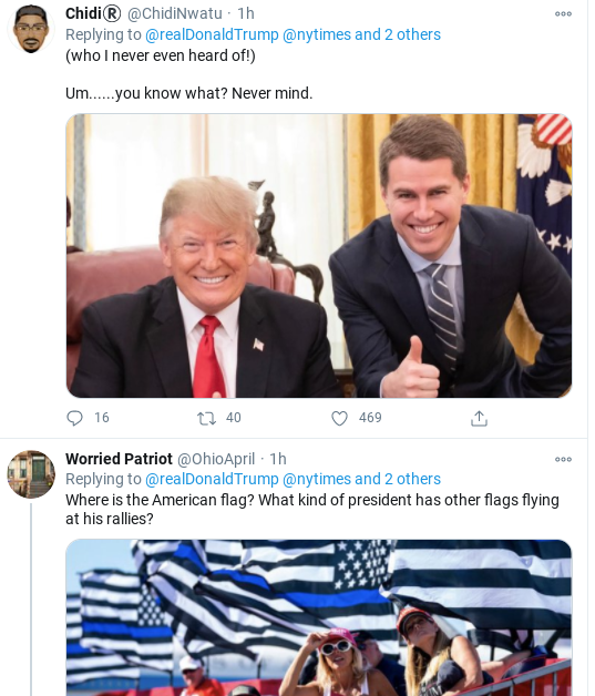 Screenshot-2020-10-29-at-2.09.29-PM Trump Spazzes Into Afternoon Meltdown As Campaign Officially Implodes Donald Trump Politics Social Media Top Stories