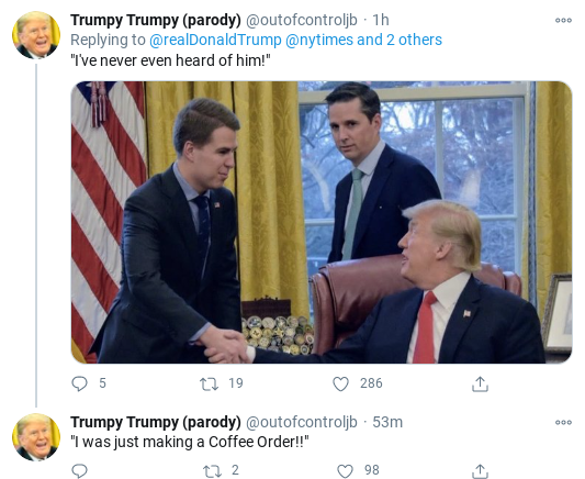 Screenshot-2020-10-29-at-2.10.36-PM Trump Spazzes Into Afternoon Meltdown As Campaign Officially Implodes Donald Trump Politics Social Media Top Stories