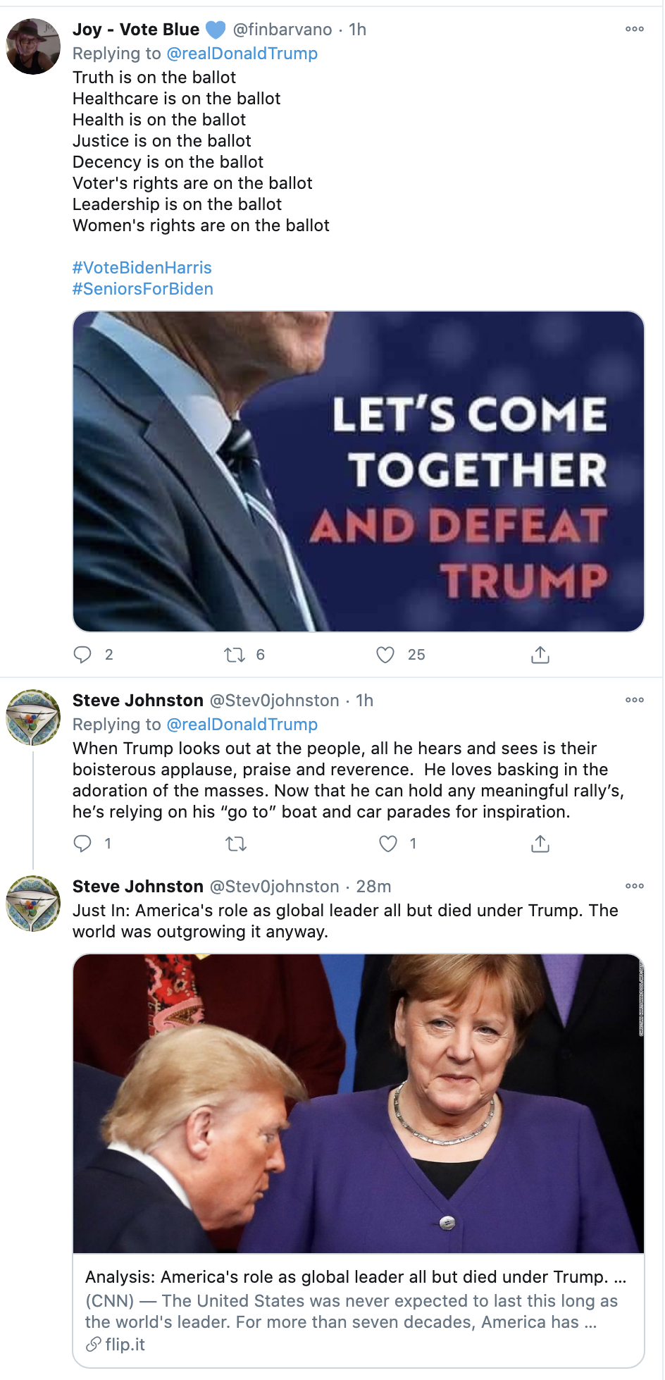 Screen-Shot-2020-11-01-at-7.16.51-AM Trump Fully Snaps During 8-Tweet Sunday Morning Emotional Collapse Coronavirus Election 2020 Featured Top Stories