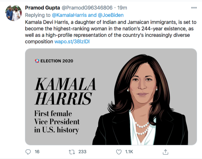 Screen-Shot-2020-11-07-at-12.44.49-PM Video Of Kamala's Congratulations Call To Joe Goes Viral Election 2020 Featured Politics Top Stories Videos