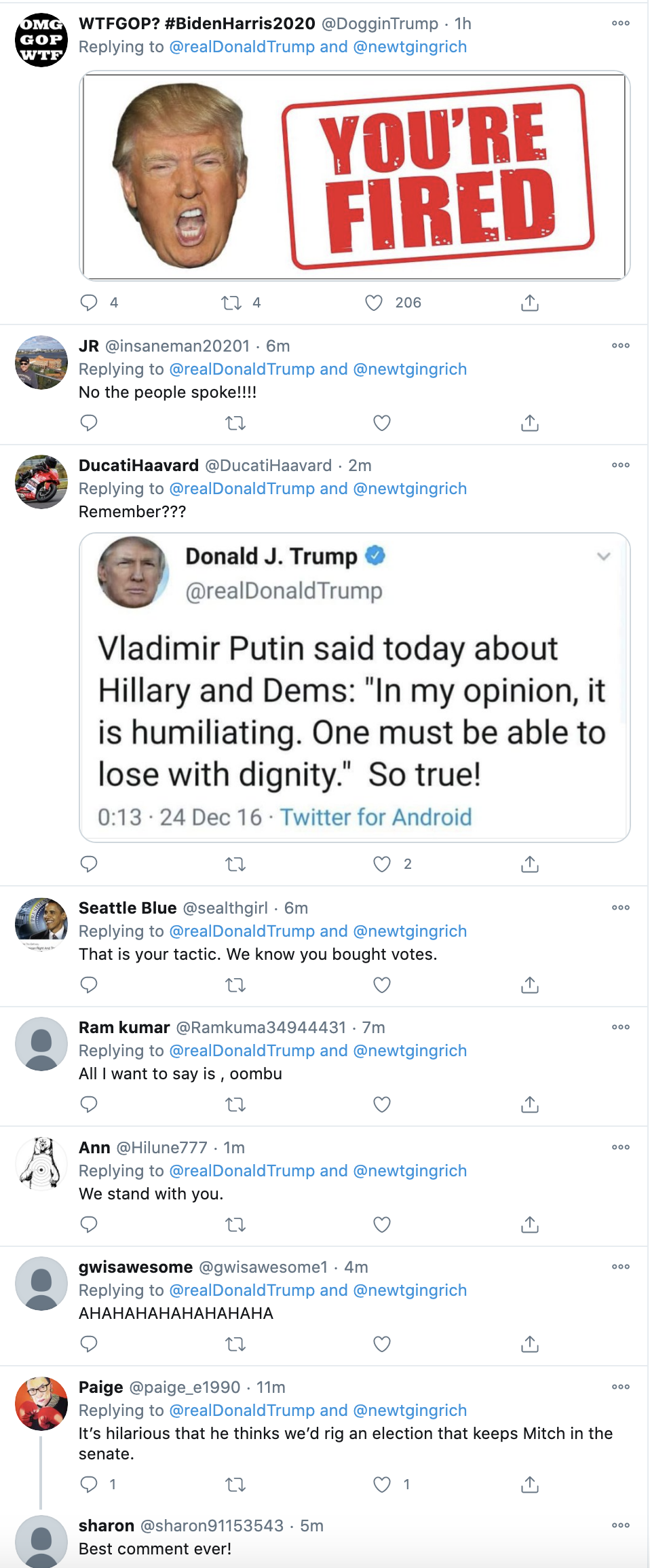 Screen-Shot-2020-11-08-at-12.48.09-PM Trump Has Afternoon Conniption Fit After Sunday Shows Mock Him Election 2020 Featured Mental Illness Politics Top Stories