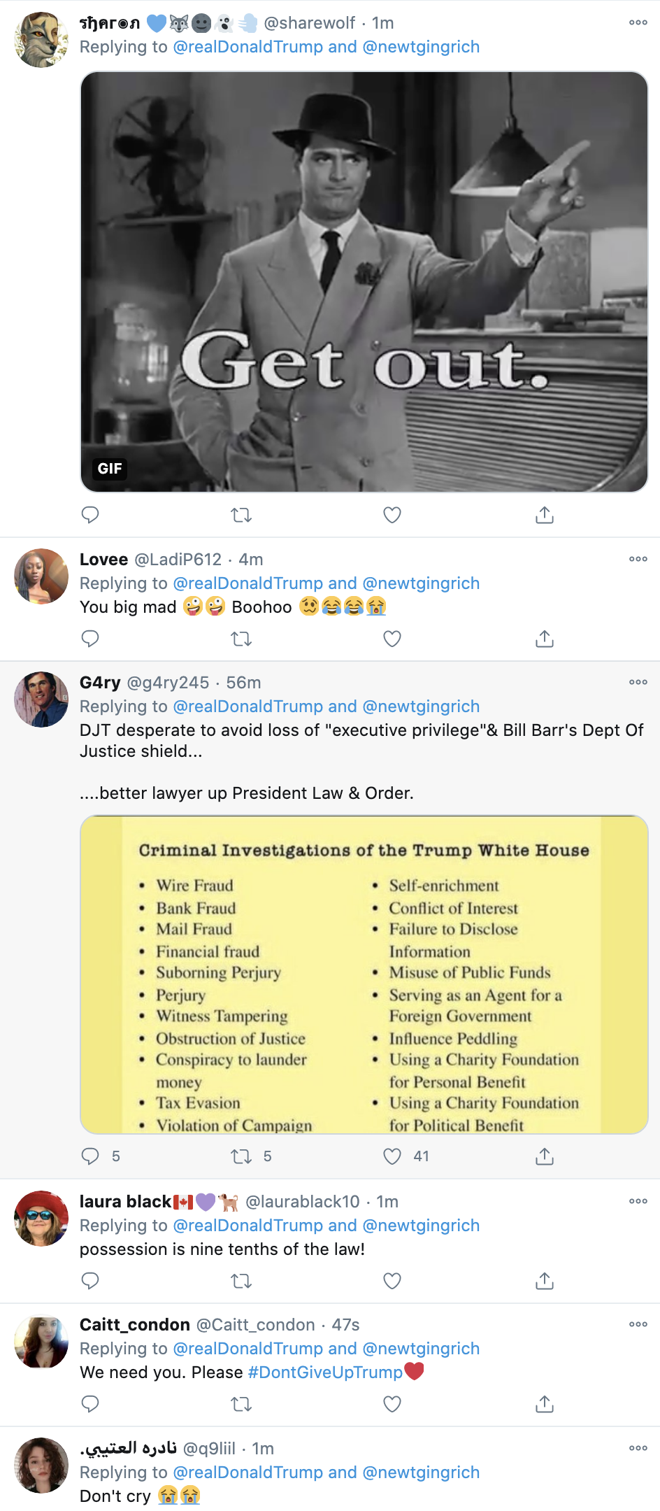 Screen-Shot-2020-11-08-at-12.48.50-PM Trump Has Afternoon Conniption Fit After Sunday Shows Mock Him Election 2020 Featured Mental Illness Politics Top Stories