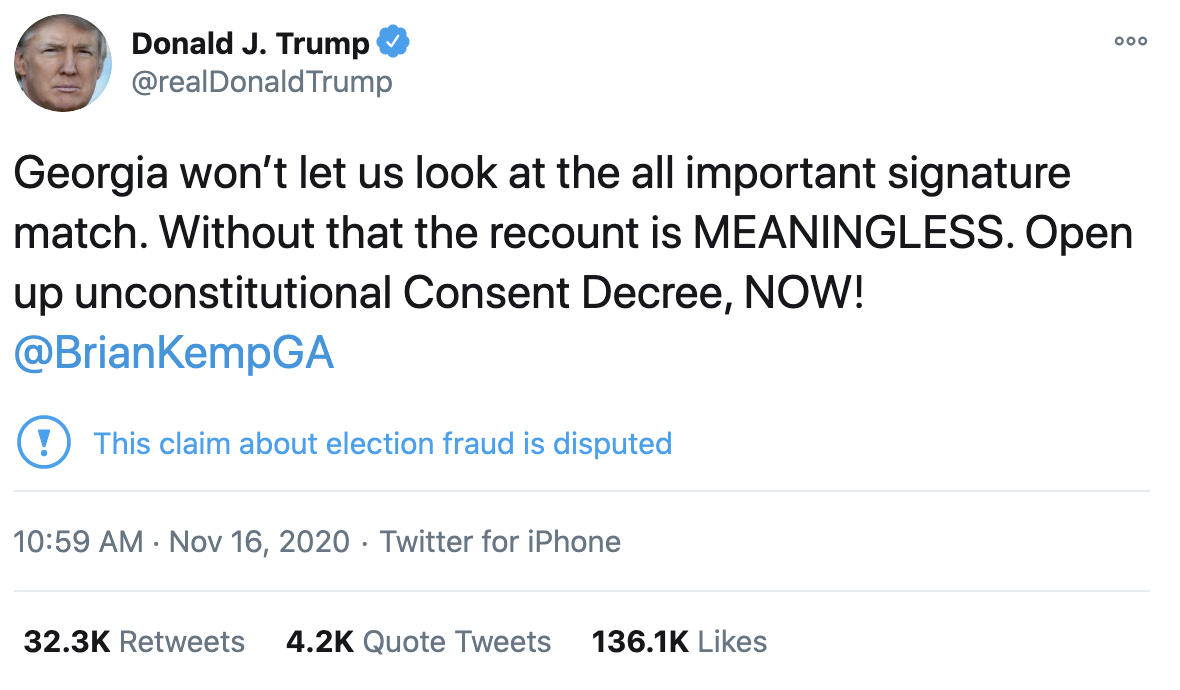 Screen-Shot-2020-11-16-at-1.09.20-PM Trump Sees Latest Georgia Recount & Flies Into Afternoon Rage Uncategorized