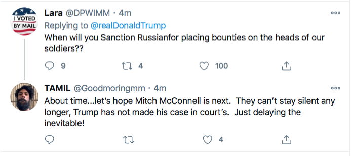 Screen-Shot-2020-11-21-at-8.56.48-PM Trump Spazzes Into Saturday Night Conniption Fit After Seeing Court Loss Conspiracy Theory Donald Trump Election 2020 Featured Politics Top Stories Twitter