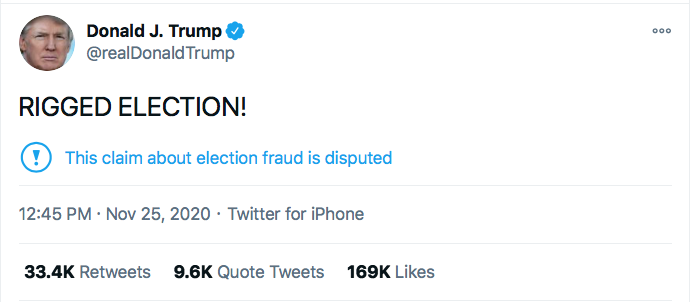 Screen-Shot-2020-11-25-at-2.15.46-PM Trump Sees Failed 'Hearing' & Erupts Into Afternoon Rage Donald Trump Election 2020 Featured Politics Top Stories