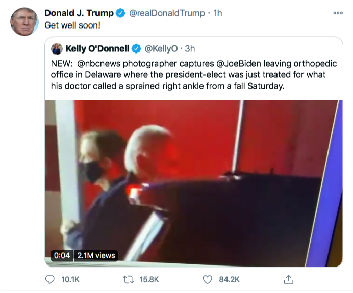 Screen-Shot-2020-11-29-at-9.41.31-PM Trump Has Sunday Night Conniption Fit After Watching '60 Minutes' Conspiracy Theory Donald Trump Election 2020 Featured Politics Top Stories Twitter