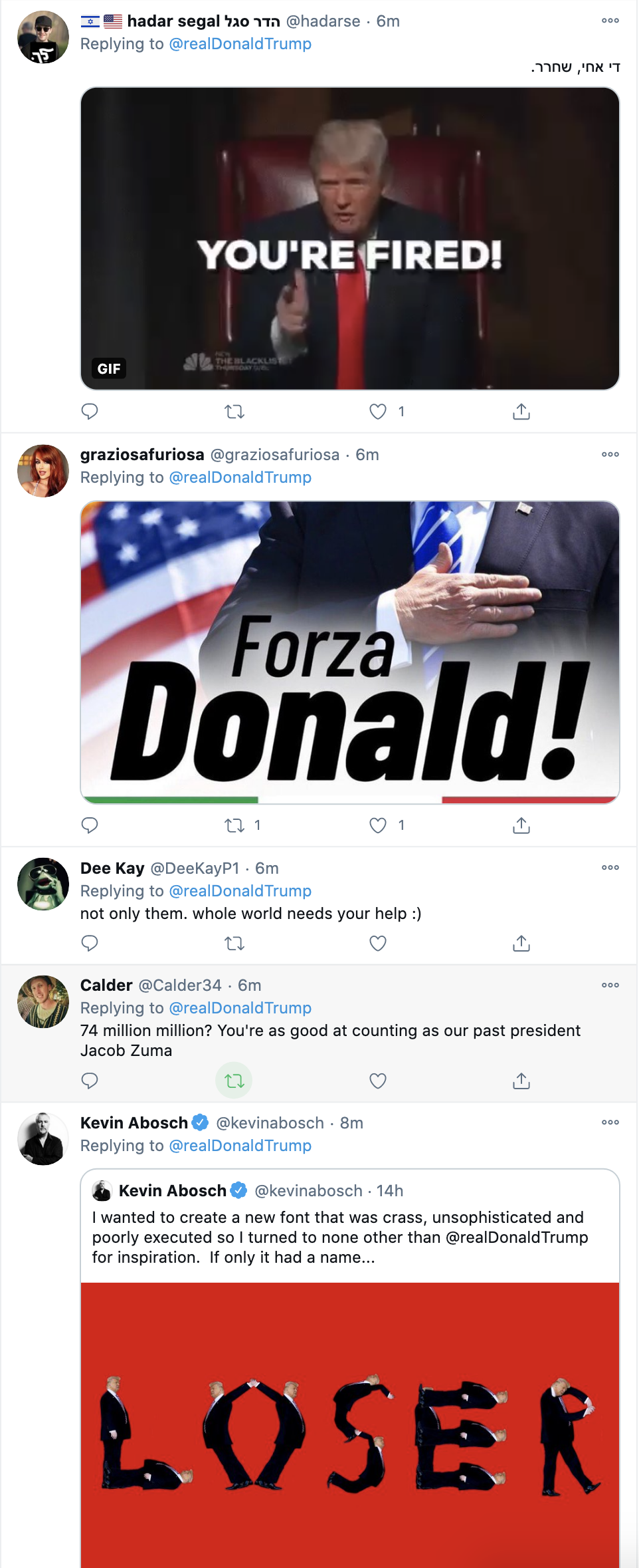 Screen-Shot-2020-11-30-at-7.50.12-AM Trump Suffers Monday Morning Mental Malfunction Corruption Featured National Security Politics Top Stories