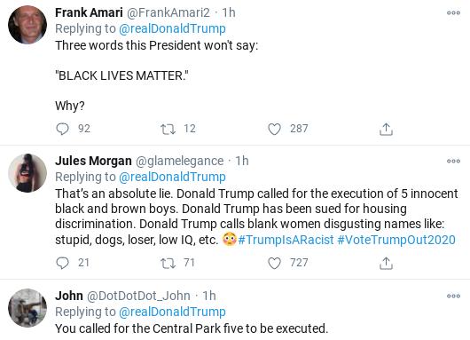 Screenshot-2020-11-01-at-11.48.51-AM Trump Flies Into Mid-Morning Anti-Biden Tirade As Campaign Collapses Donald Trump Election 2020 Politics Social Media Top Stories