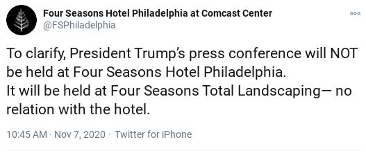 Screenshot-2020-11-07-at-12.06.06-PM Trump Tweets Childish ALL CAPS  Refusal To Concede Presidency Donald Trump Politics Social Media Top Stories