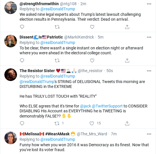 Screenshot-2020-11-10-at-11.25.11-AM Trump Rages Over 'BALLOT ABUSE' During Mid-Morning Public Meltdown Donald Trump Election 2020 Politics Social Media Top Stories