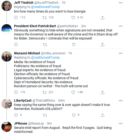 Screenshot-2020-11-20-at-4.05.26-PM Trump Rage Attacks Georgia Officials After Seeing Final Vote Results Corruption Donald Trump Election 2020 Politics Social Media Top Stories