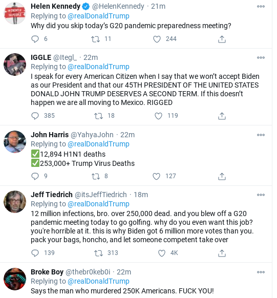 Screenshot-2020-11-21-at-5.37.14-PM Trump Panic Tweets Biden Jealously Induced Weekend Meltdown Donald Trump Politics Social Media Top Stories