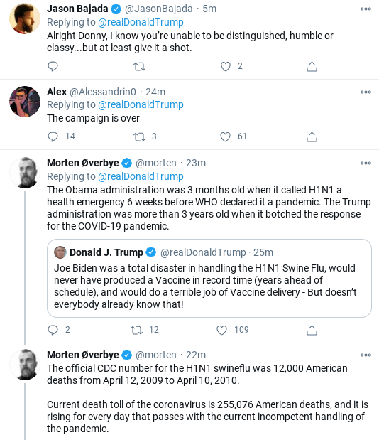 Screenshot-2020-11-21-at-5.39.03-PM Trump Panic Tweets Biden Jealously Induced Weekend Meltdown Donald Trump Politics Social Media Top Stories