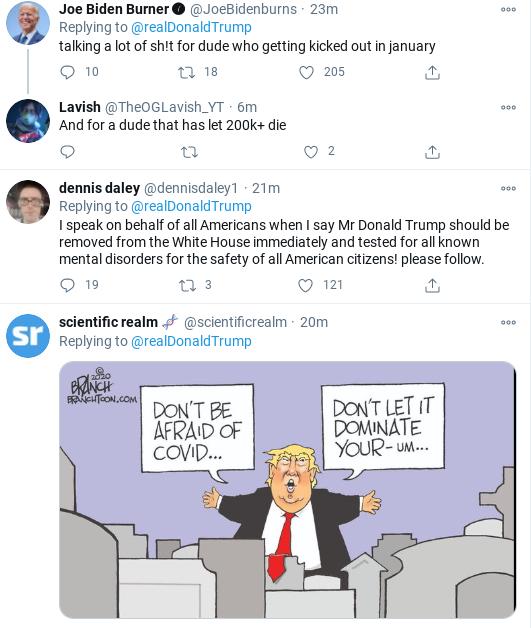 Screenshot-2020-11-21-at-5.40.33-PM Trump Panic Tweets Biden Jealously Induced Weekend Meltdown Donald Trump Politics Social Media Top Stories