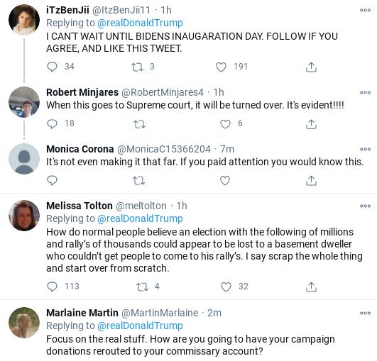 Screenshot-2020-11-22-at-1.47.29-PM Trump Tweets Literal Gibberish During Sunday Freak-Out Donald Trump Politics Social Media Top Stories