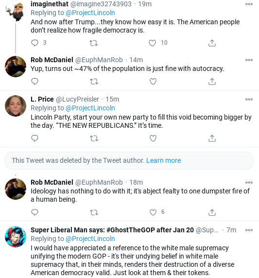 Screenshot-2020-11-22-at-5.22.06-PM 'The Lincoln Project' Burns GOP Cowards In Latest Viral Video Corruption Donald Trump Election 2020 Politics Social Media Top Stories