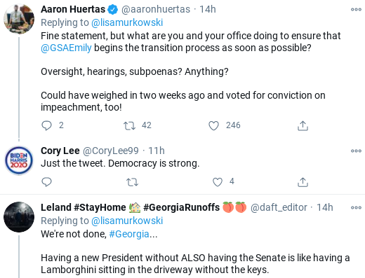 Screenshot-2020-11-23-at-9.53.36-AM GOP Senator Lisa Murkowski Publicly Abandons Donald Trump Corruption Donald Trump Election 2020 Politics Social Media Top Stories
