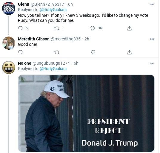 Screenshot-2020-11-25-at-1.51.48-PM Rudy Giuiani Live Tweets His Wednesday Emotional Collapse Corruption Donald Trump Politics Social Media Top Stories