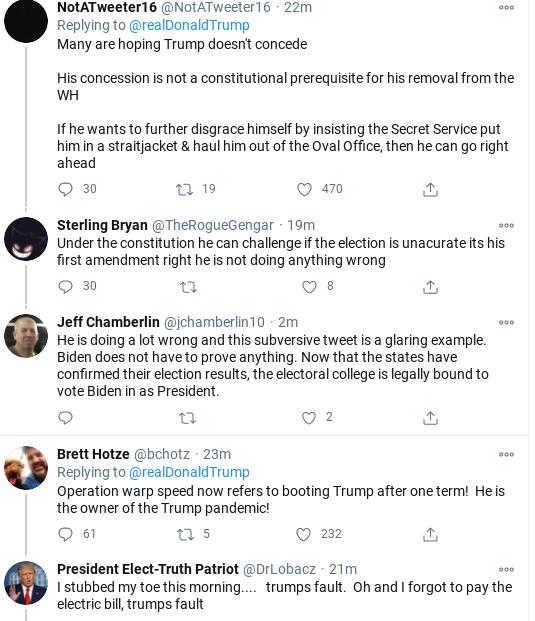 Screenshot-2020-11-27-at-11.20.17-AM Trump Goes Berserk Online After Seeing Latest Court Losses Donald Trump Politics Social Media Top Stories