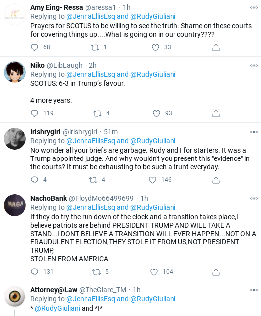 Screenshot-2020-11-27-at-2.53.15-PM Trump's Lawyers Have Embarrassing Meltdown Over Latest Court Loss Donald Trump Election 2020 Politics Social Media Top Stories