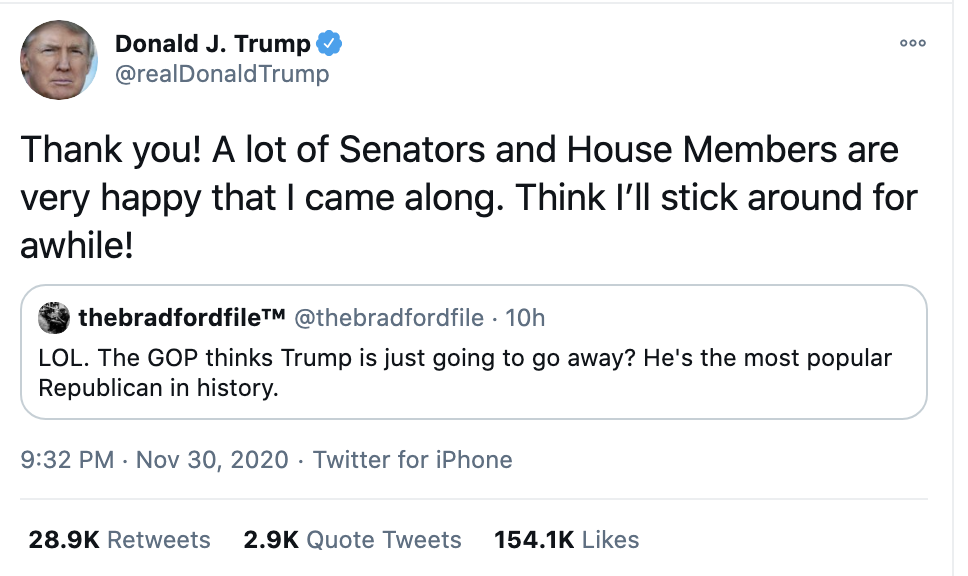 Screen-Shot-2020-12-01-at-7.14.26-AM Trump Throws Childlike Twitter Tantrum Over Arizona Certification Crime Featured National Security Politics Top Stories