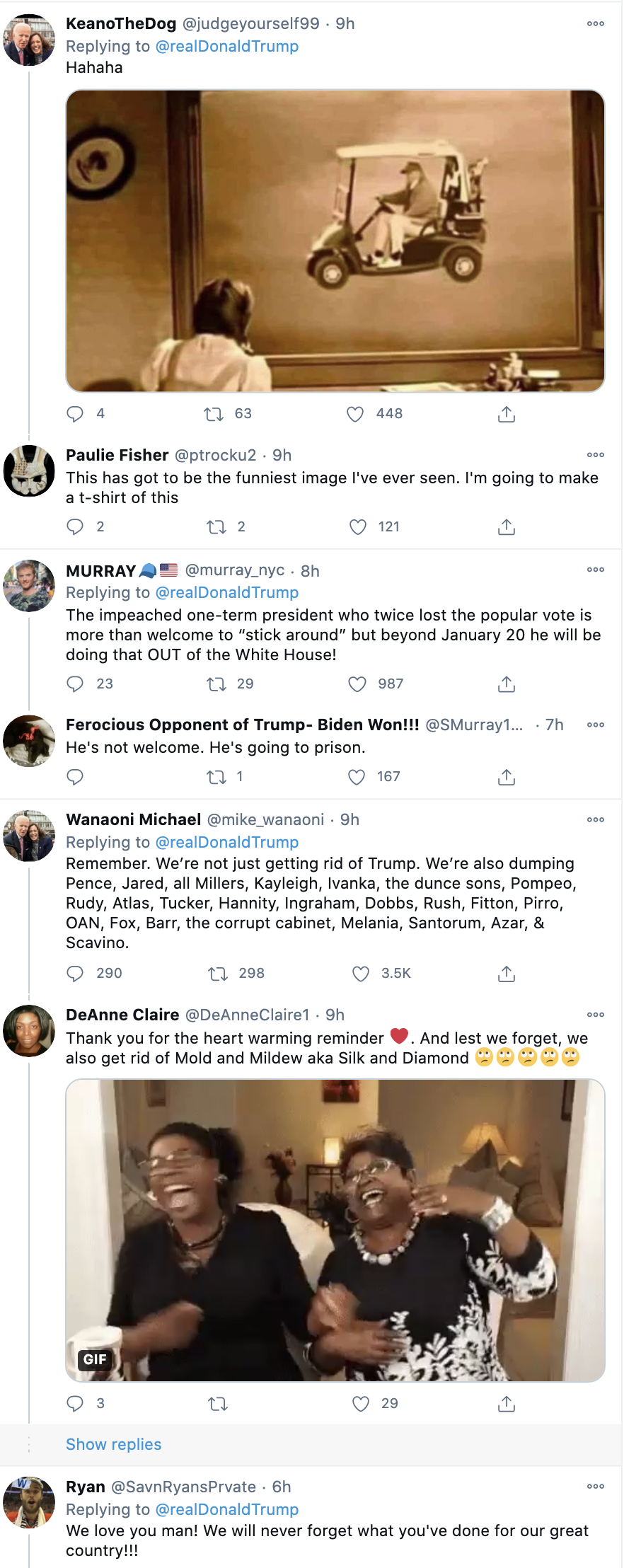 Screen-Shot-2020-12-01-at-7.15.46-AM Trump Throws Childlike Twitter Tantrum Over Arizona Certification Crime Featured National Security Politics Top Stories
