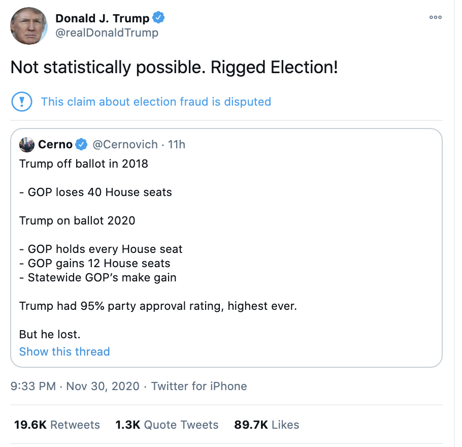Screen-Shot-2020-12-01-at-7.19.28-AM Trump Throws Childlike Twitter Tantrum Over Arizona Certification Crime Featured National Security Politics Top Stories